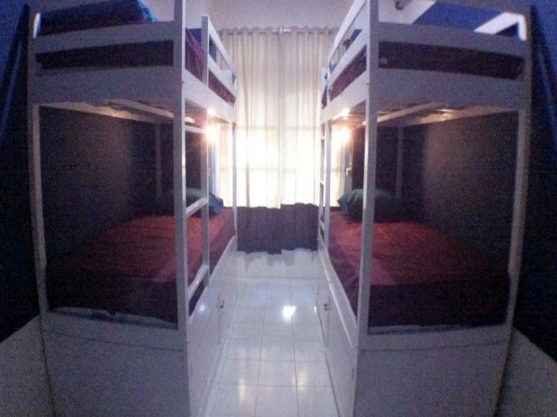 Male Dormitory - Air Conditioning