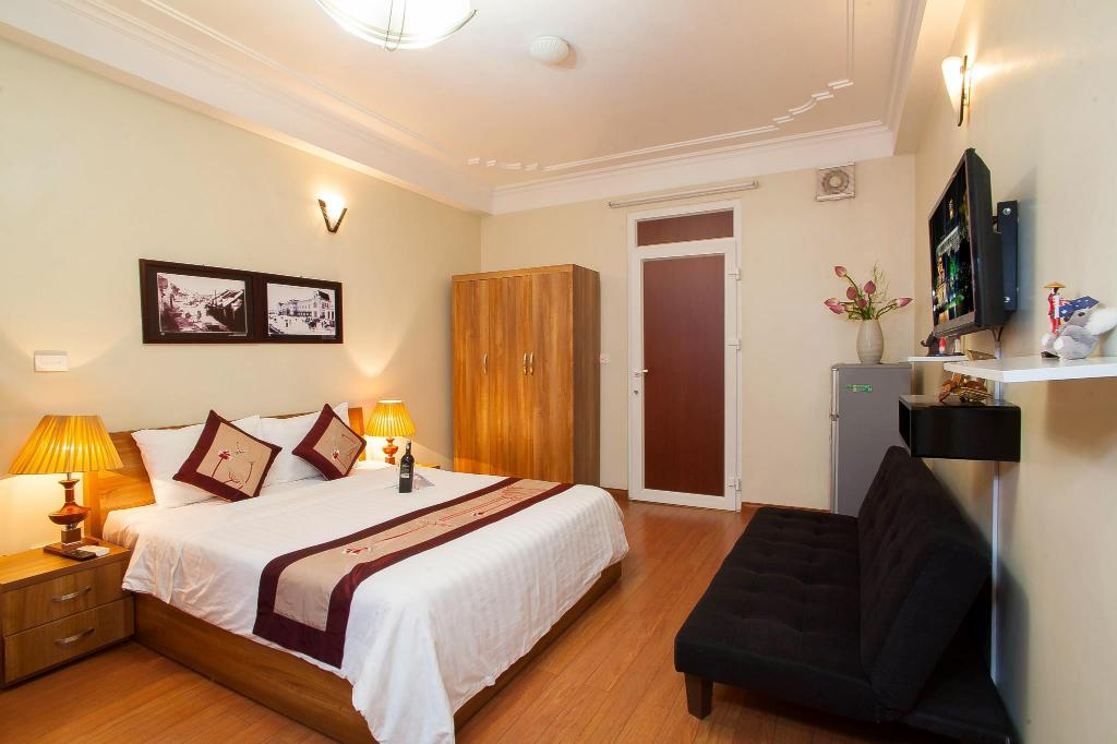 Deluxe - Bed & Breakfast Hanoi Old Quarter Homestay