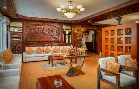 Lobby Silk D' Angkor Boutique Hotel