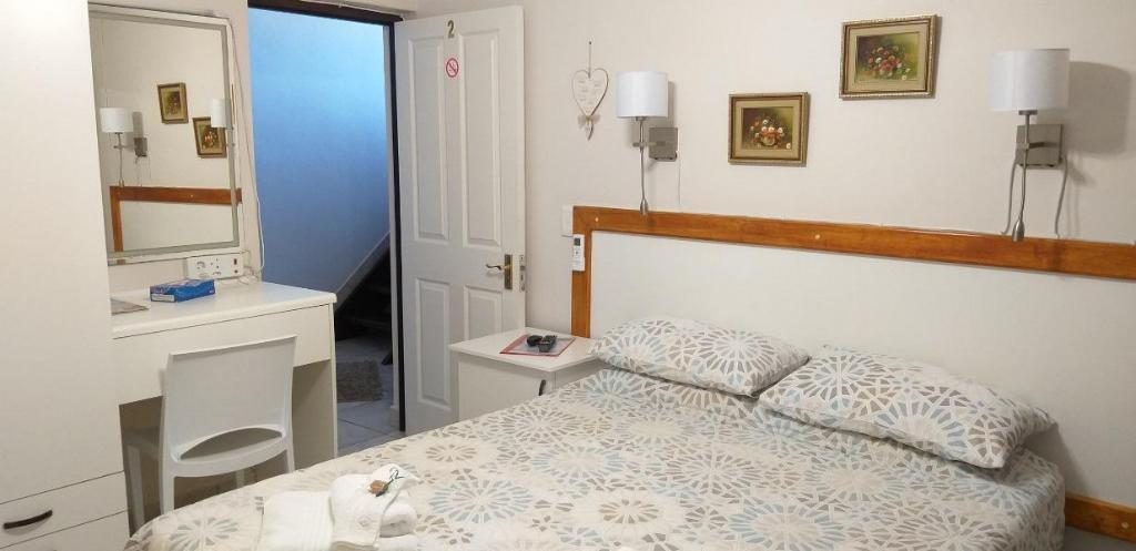 Camera Matrimoniale Standard 2 - Letto Anchorage Guest House