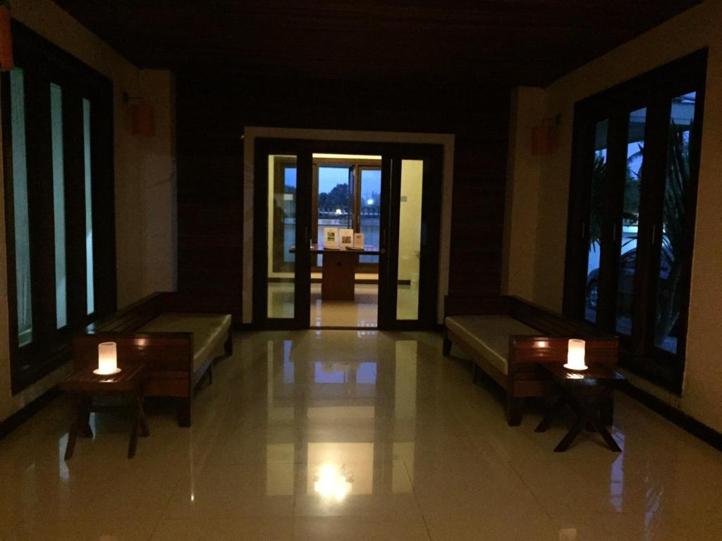Lobby The Beach Boutique Resort