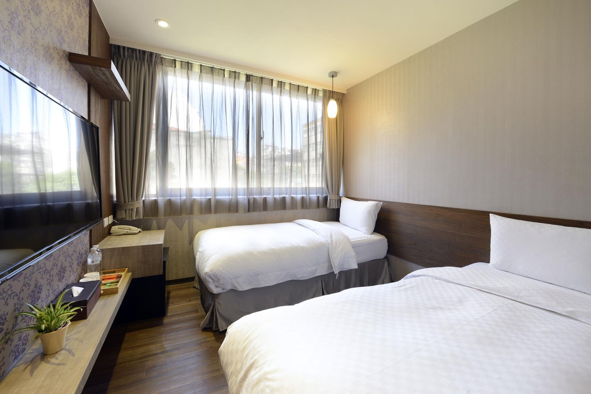 Ximen hedo hotel kangding taipei in taiwan room deals for Design ximen hotel review