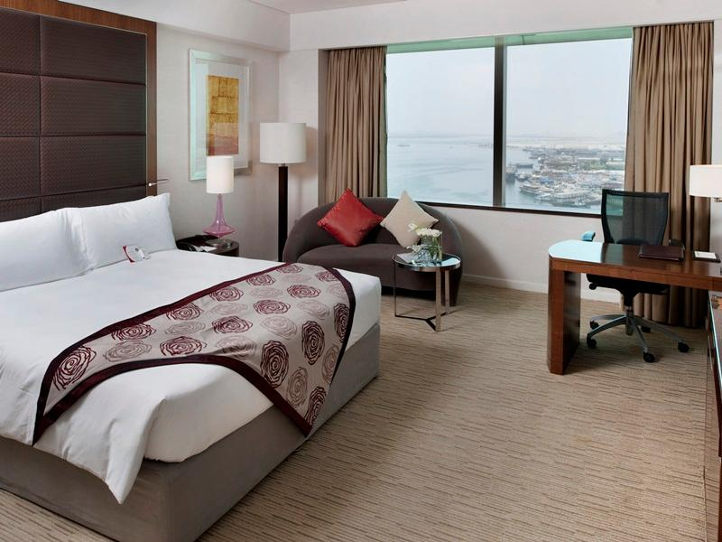 1 King Bed Deluxe Dubai Creek View