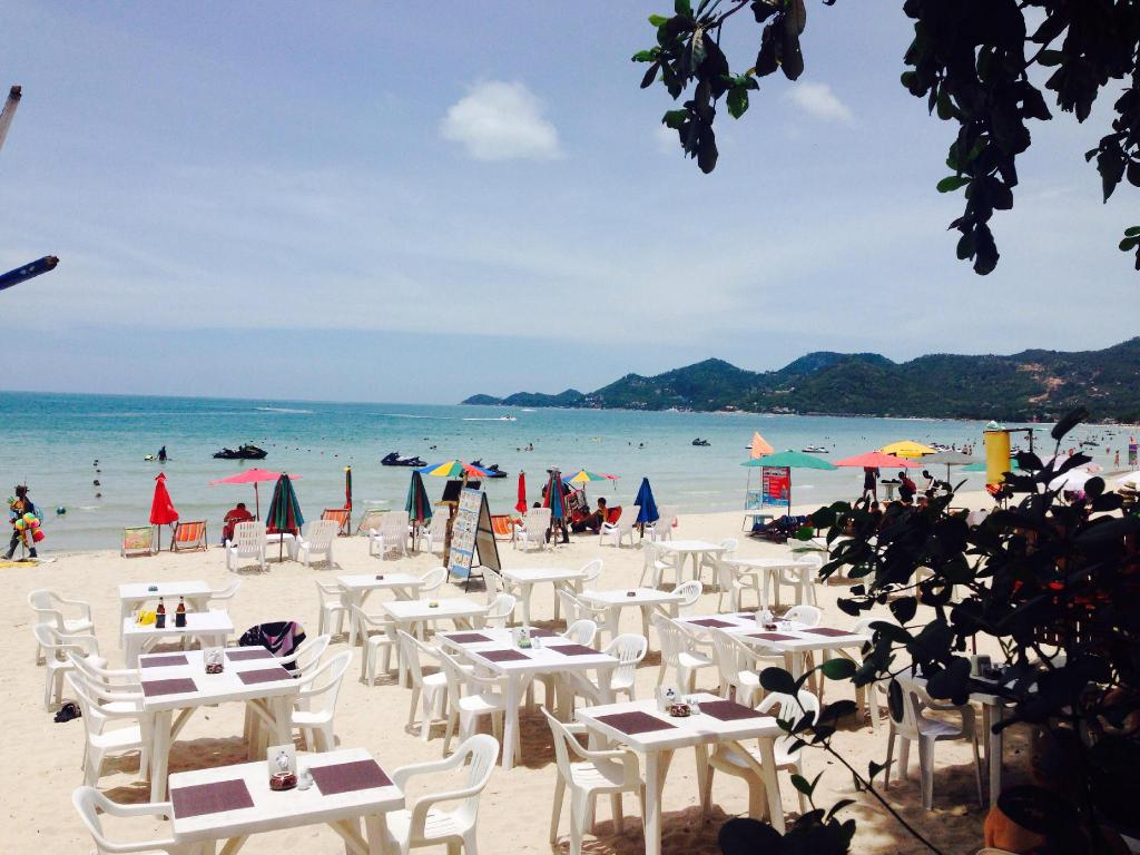 strand B2@Samui Beach Resort