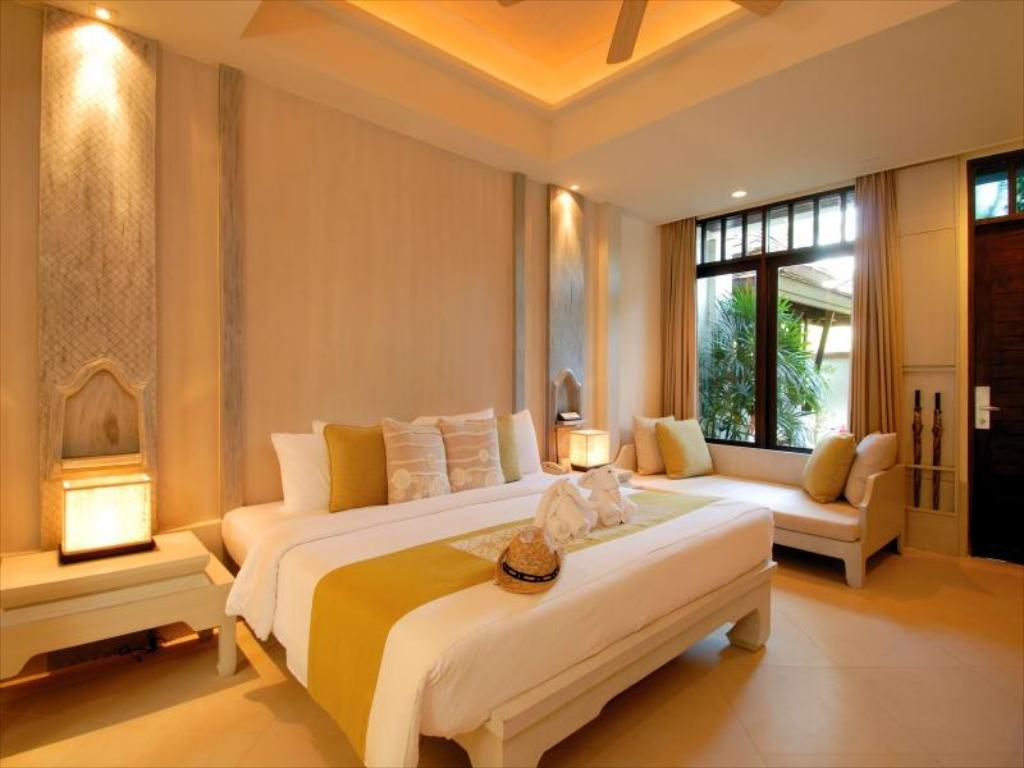 Grand Deluxe - Gastenkamer Melati Beach Resort & Spa