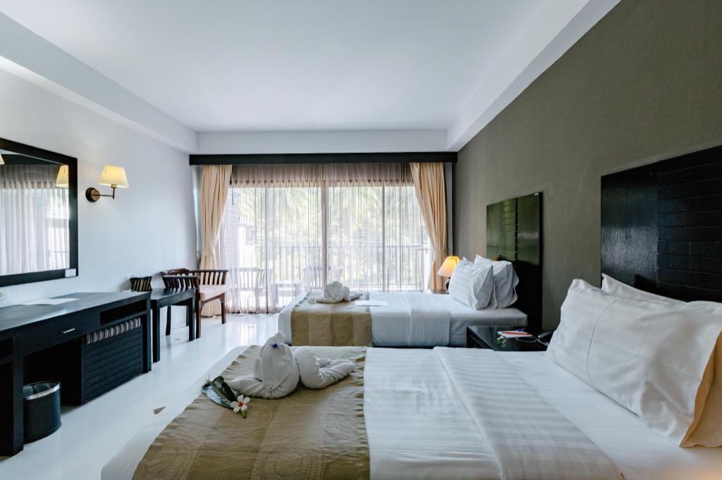 Samaya Bura Beach Resort - Koh Samui in Thailand - Room