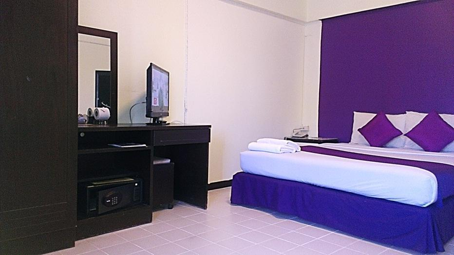 Kamar Superior Double (Superior Double Room)