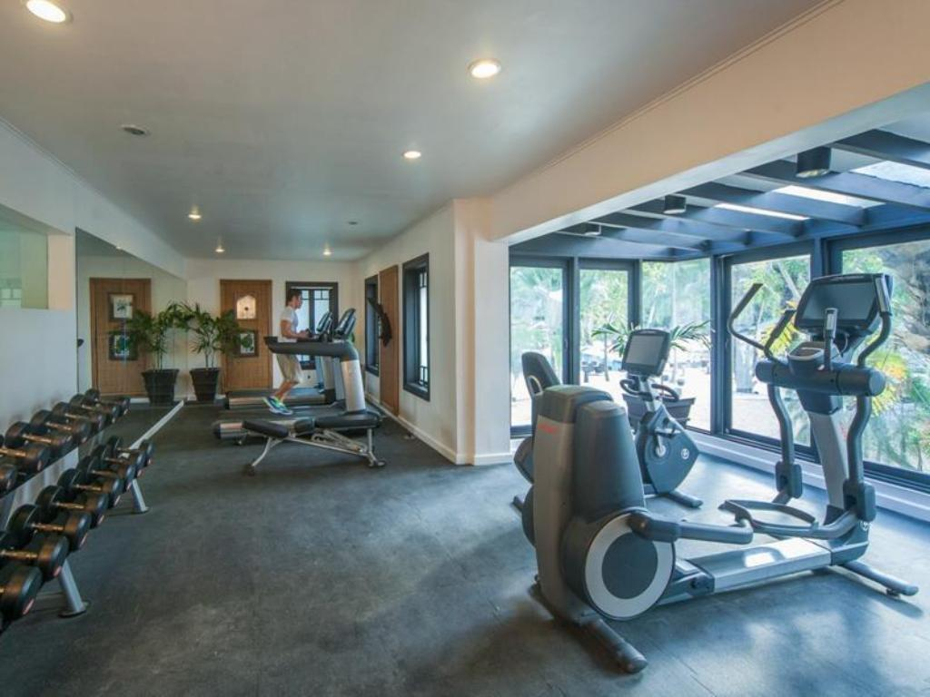 Fitness center El Nido Resorts Lagen Island