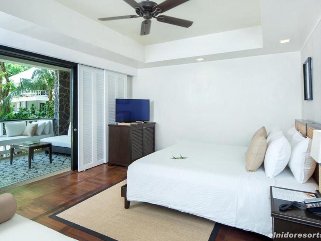 Forest Room - Guestroom El Nido Resorts Lagen Island