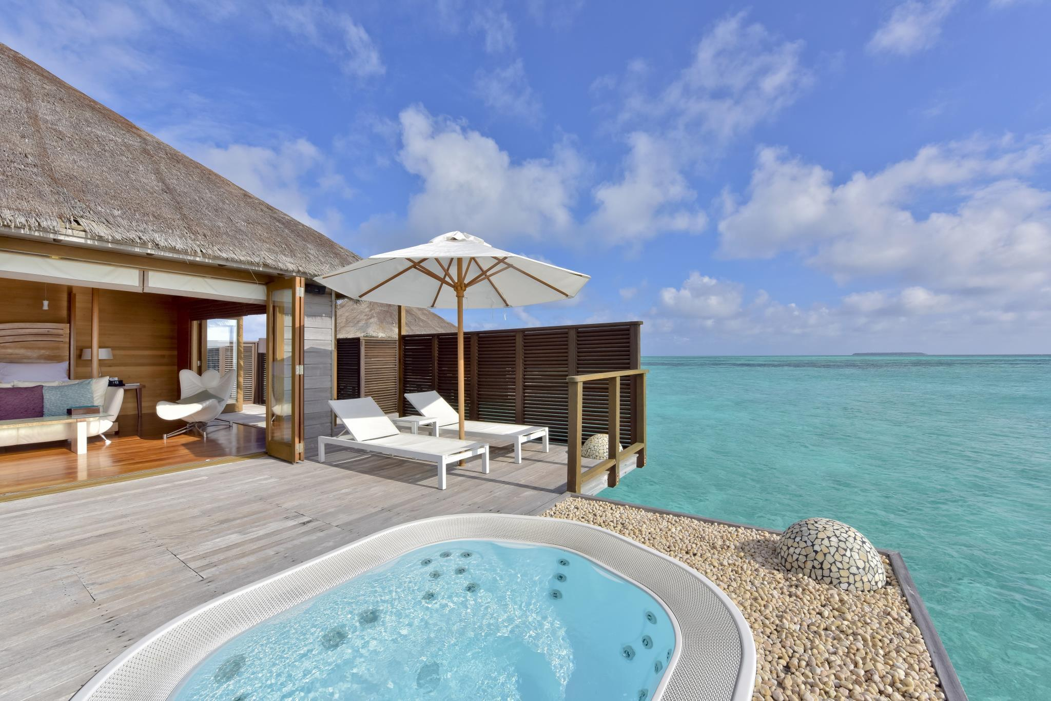 Best price on conrad maldives rangali island resort in for Hotel conrad maldives rangali island resort