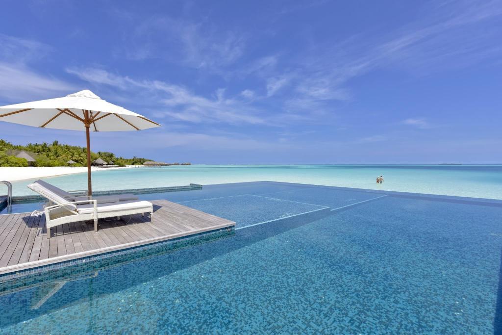 Best price on conrad maldives rangali island resort in for Hotel conrad maldives rangali island resort