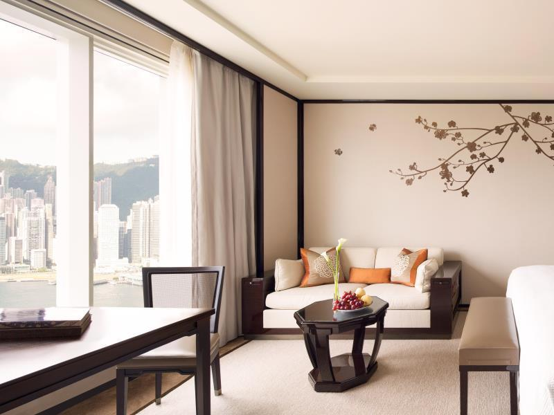 港景豪華房 (Deluxe Harbour View room)
