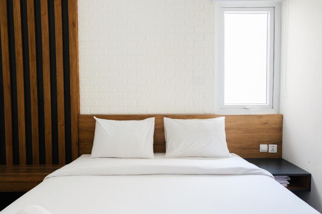Best Price on Minimalist Studio Apartment @Aeropolis By ...