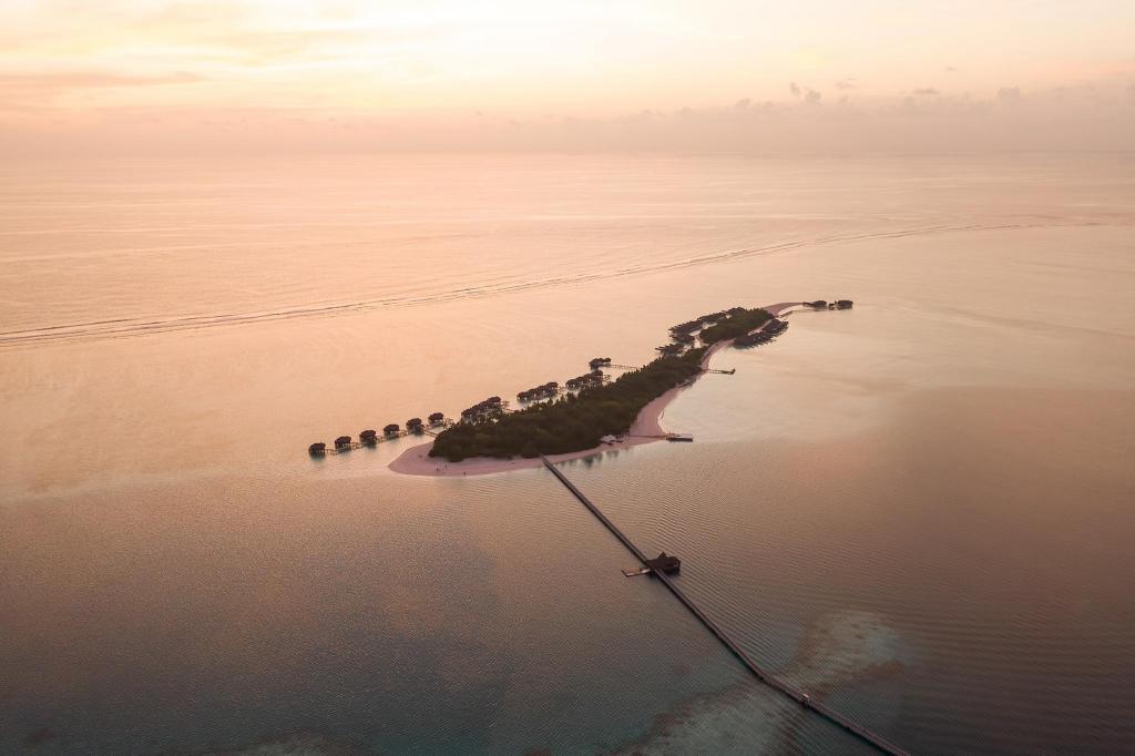 Conrad Maldives Rangali Island Resort In Maldives Islands Room