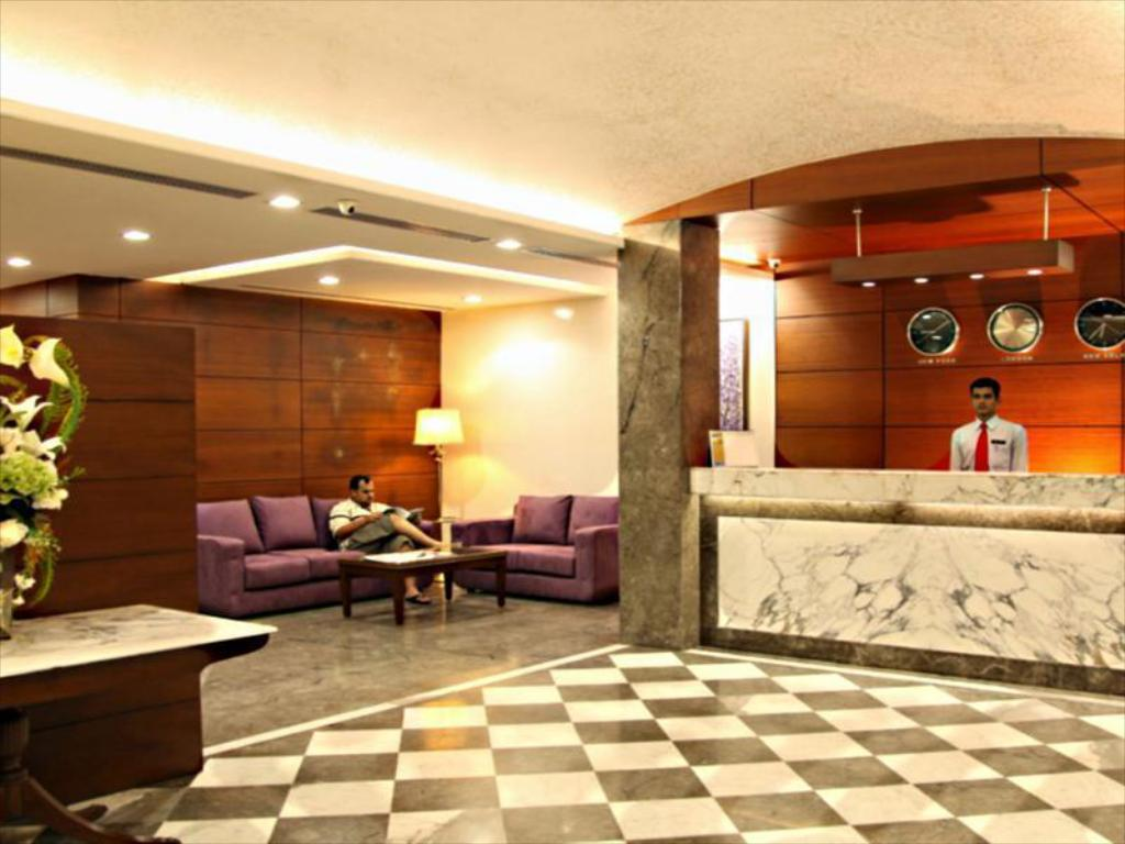 More about New Haven Hotel Greater Kailash