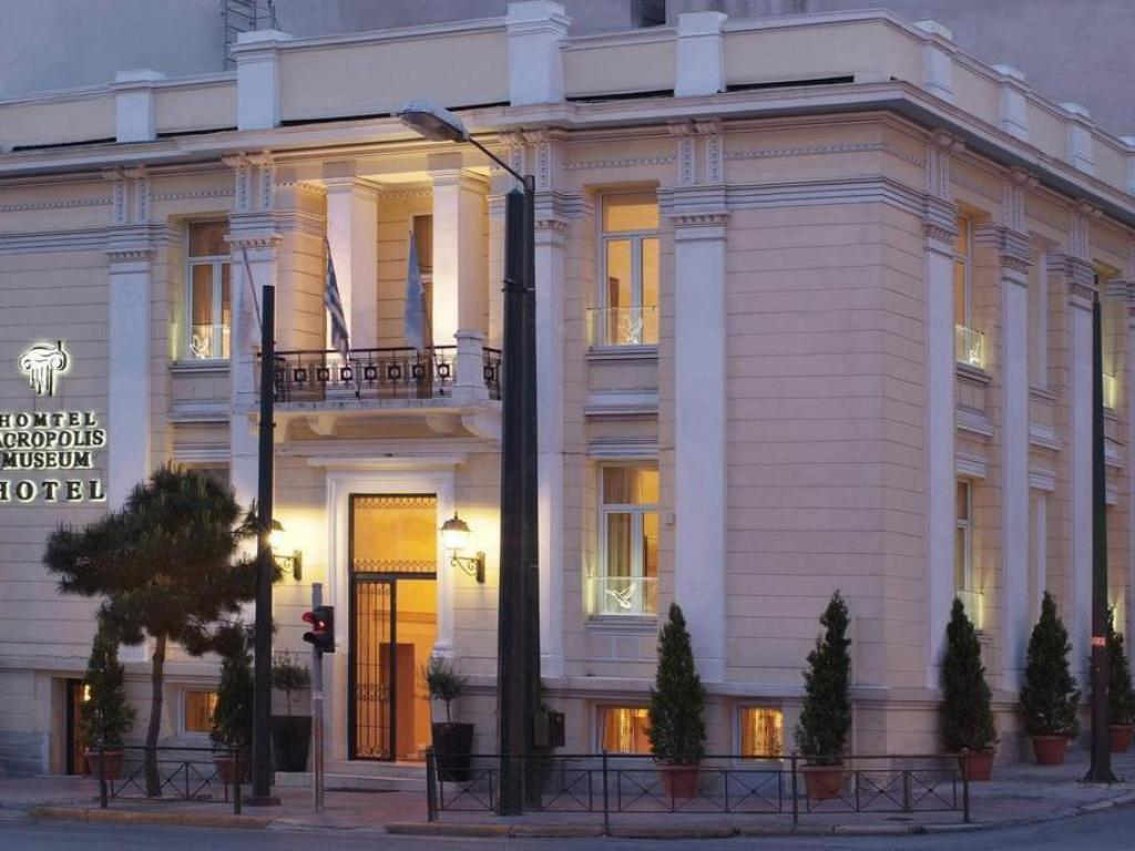 More about Acropolis Museum Boutique Hotel
