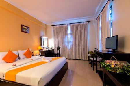 Deluxe Double Or Twin Bed - Guestroom Angkor Panoramic Boutique Hotel