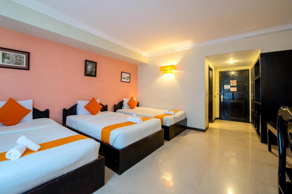 Superior Triple - Guestroom Angkor Panoramic Boutique Hotel