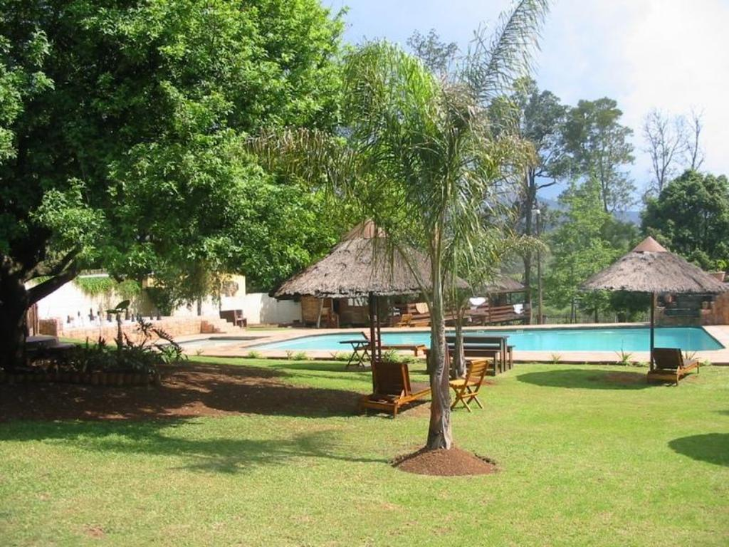 Piscina Jock-Sabie Lodge