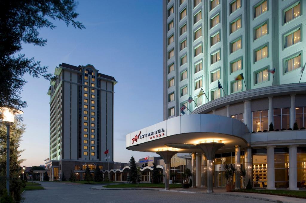 Basaksehir Hotels - Hampton by Hilton Istanbul Kayasehir