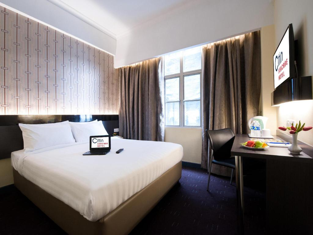Superior kamer - Bed Citin Seacare Pudu by Compass Hospitality