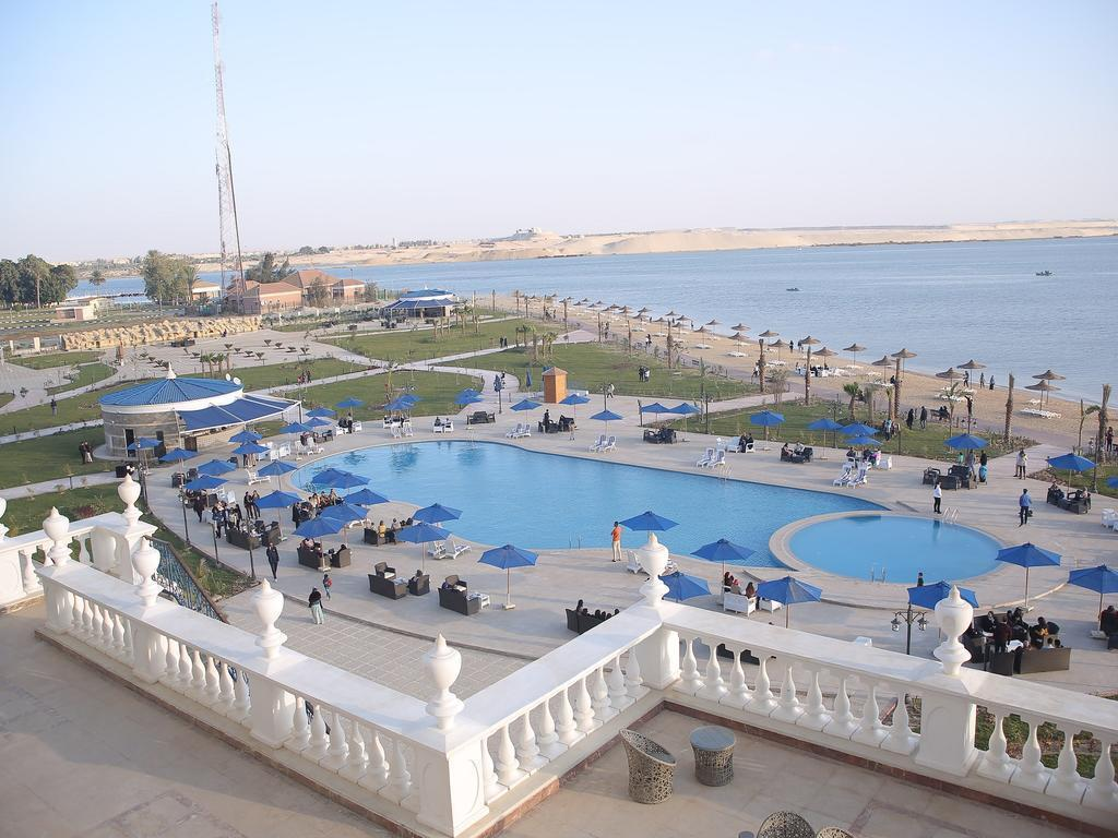 Tolip Alforsan Island Hotel And Spa In Ismailia Room Deals Photos Reviews
