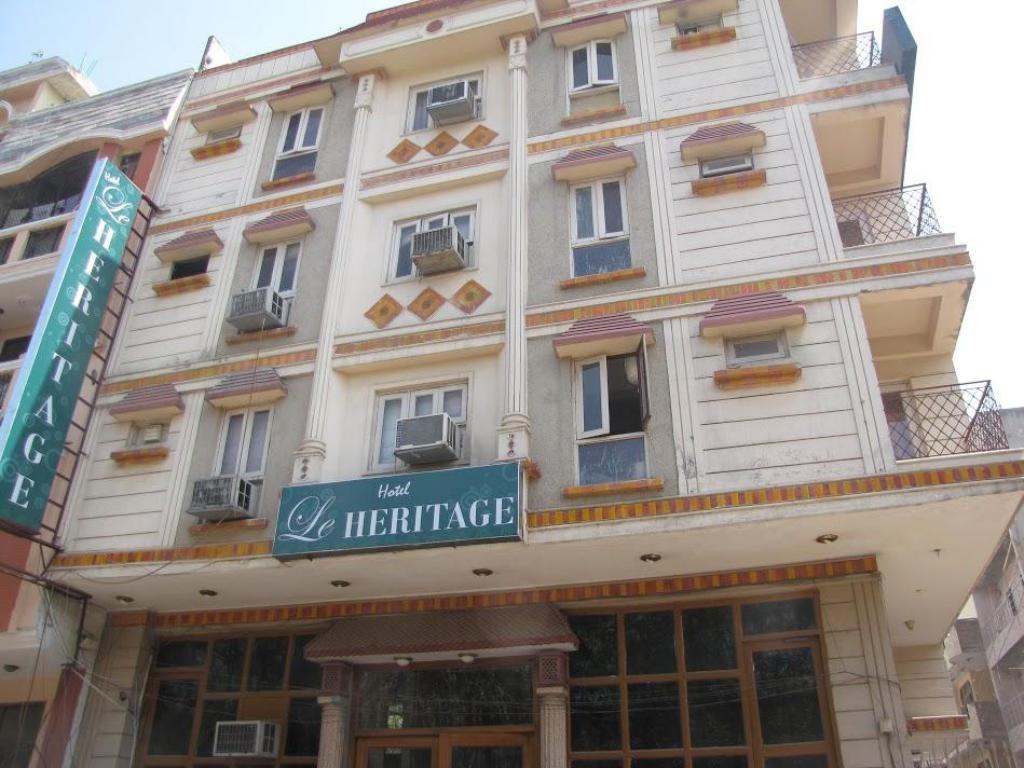 More about Hotel Le Heritage