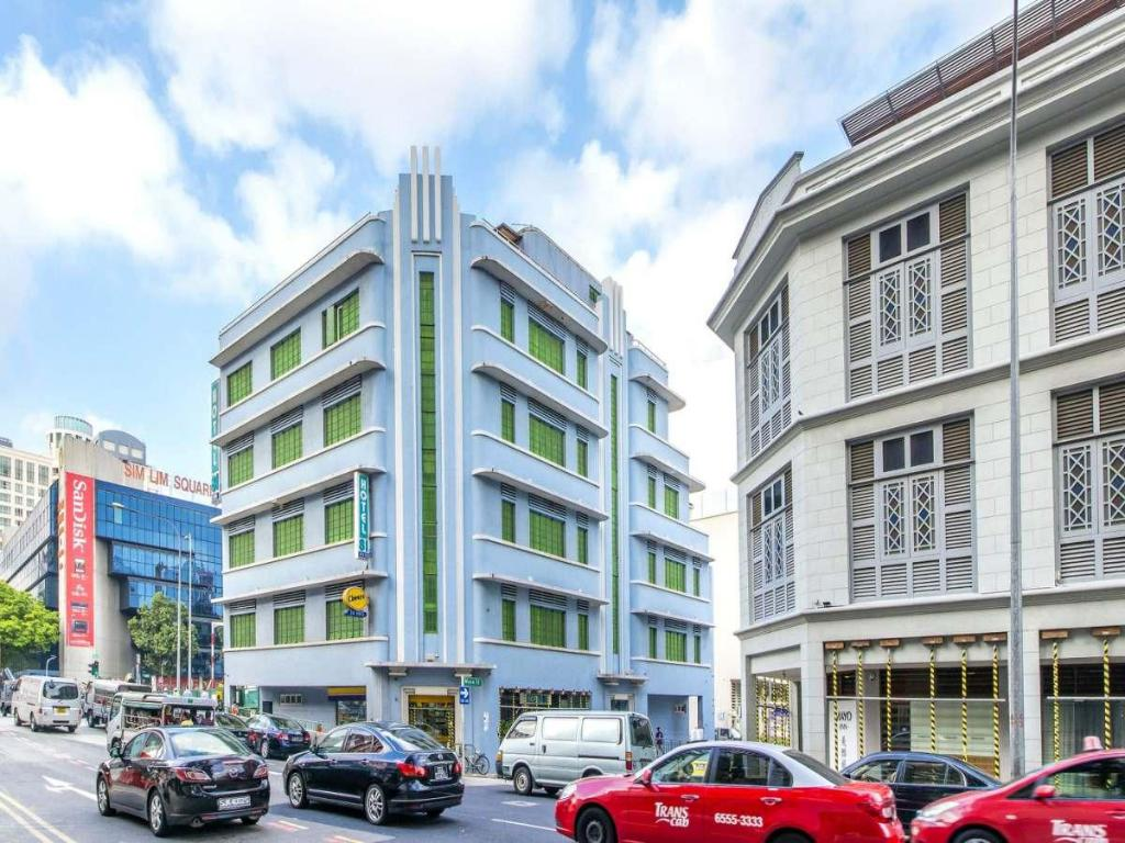 More About Hotel 81 Rochor