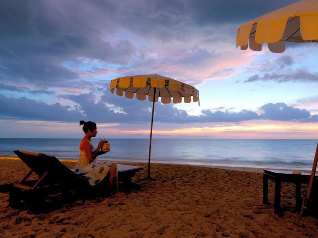strand Andamania Beach Resort, Khaolak