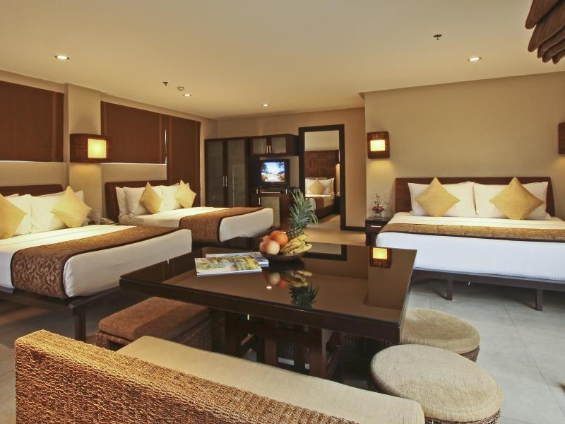 Familie Grand Suite met zwembadtoegang (Family Grand Suite with Pool Access)
