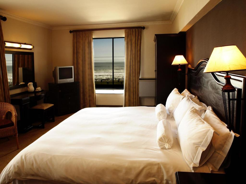 Bed Premier Hotel Cape Town