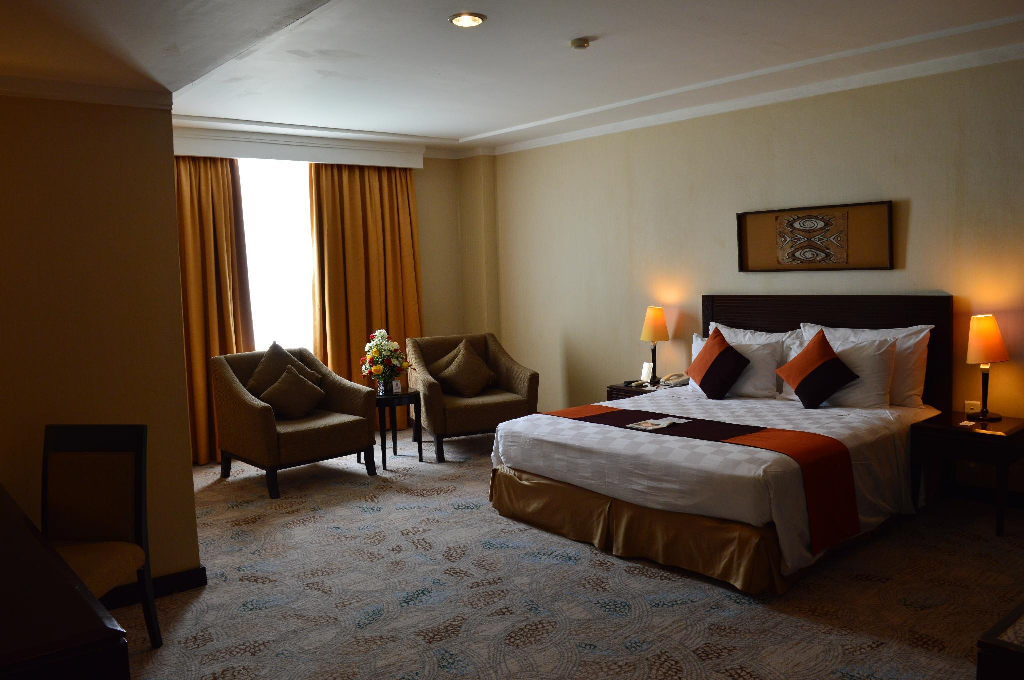Suite Executive Pemandangan Laut (Executive Suite Sea View)