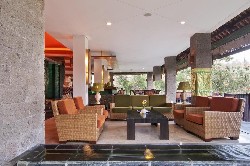 Lobby Anahata Villas & Spa Resort