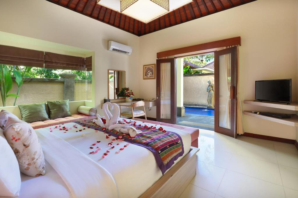 Lobby Kamuela Villas and Suite Sanur