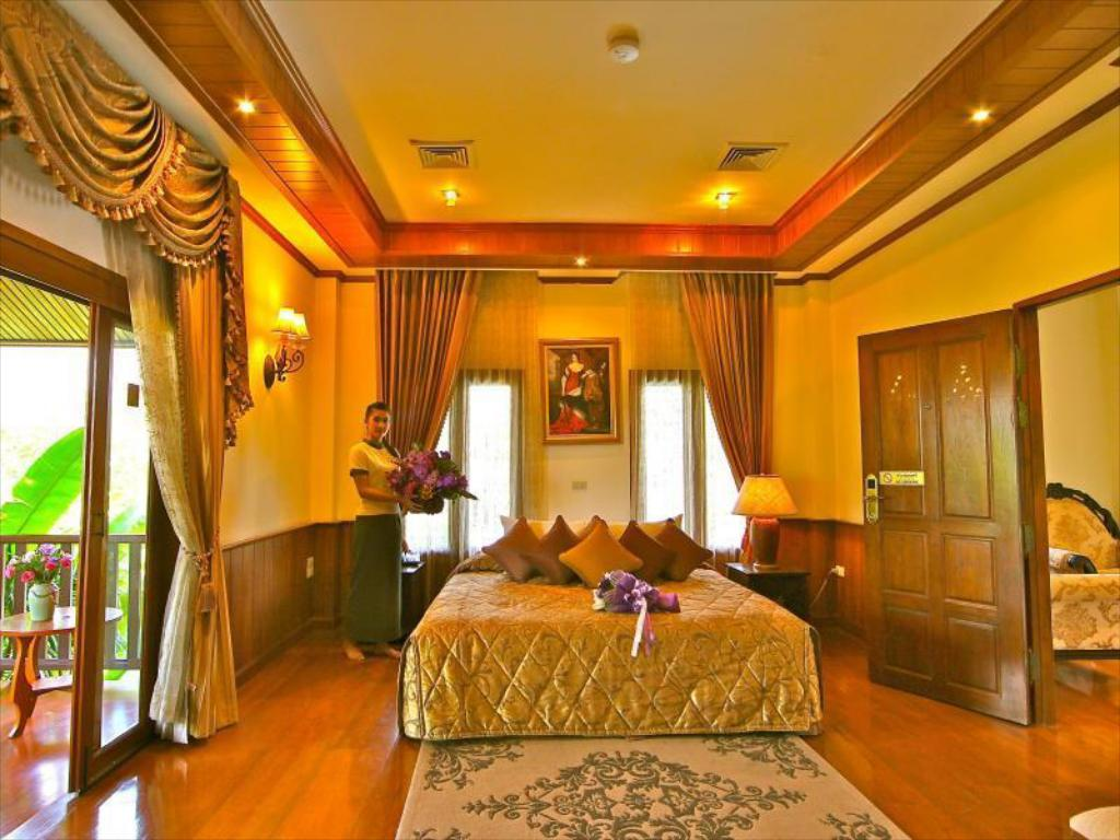 Interior view Oriental Siam Resort