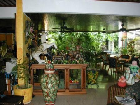 Interior view Hostal Real - Los Robles