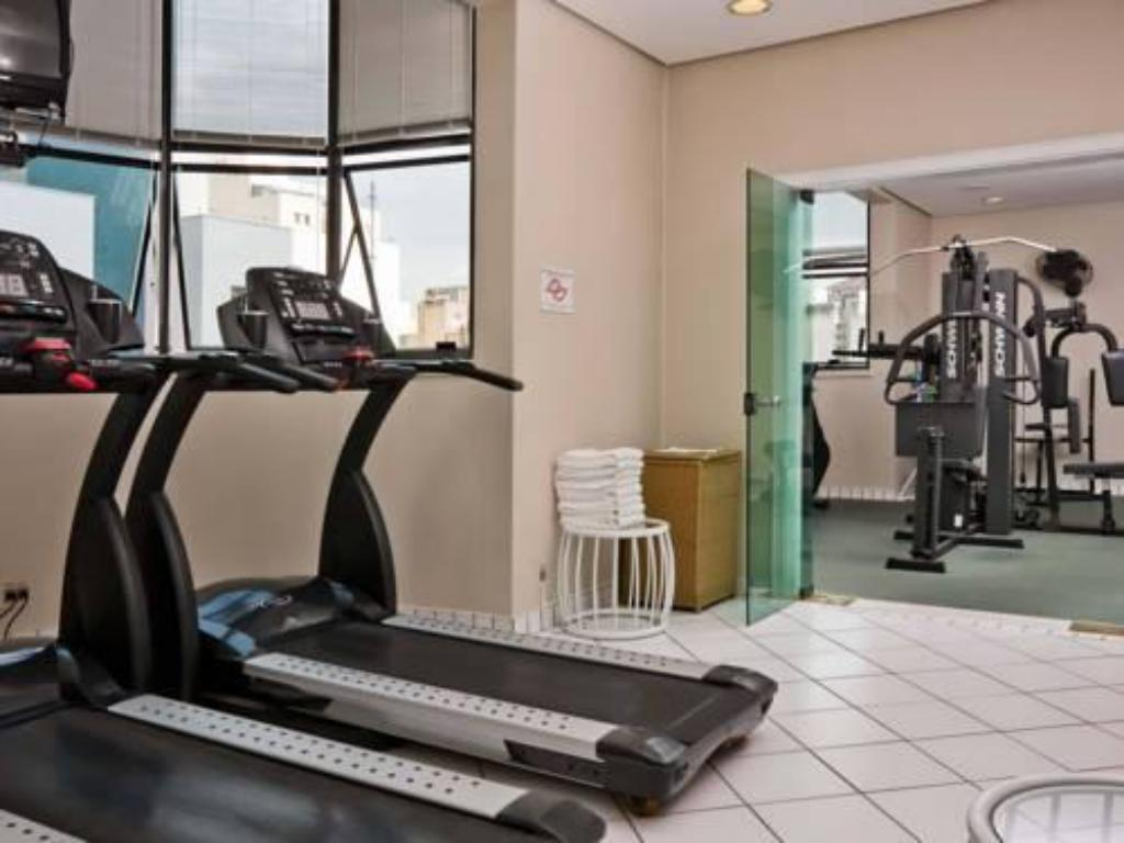 Fitness center Royal Palm Residence
