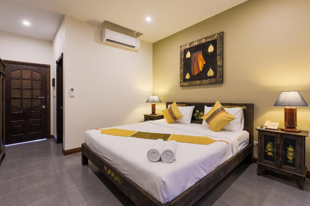 Standard Double Room - Bed Seeka Boutique Resort