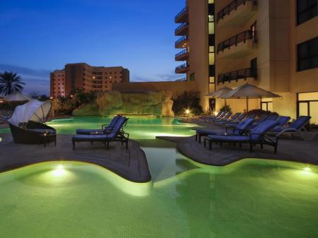 Swimming pool [outdoor] Park Hotel Apartments