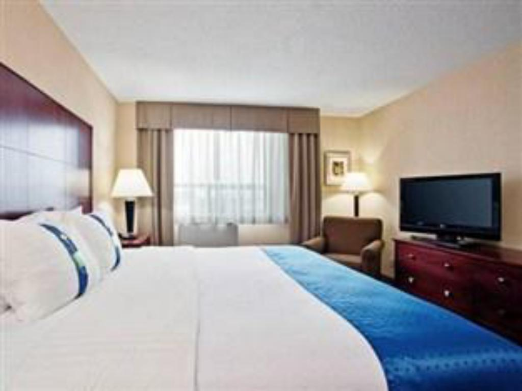 1 King Bed Wheelchair Accessible Non-Smoking - Cama Holiday Inn & Suites Winnipeg Downtown