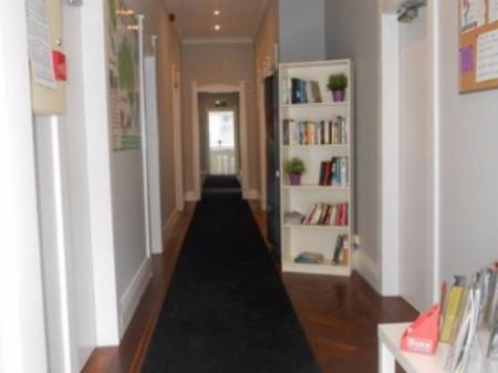 Interior view Coogee Beachside Budget Accommodation