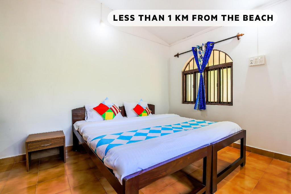 Classic Double ili Twin - Pogled OYO 18473 Elegant Stay in Goa