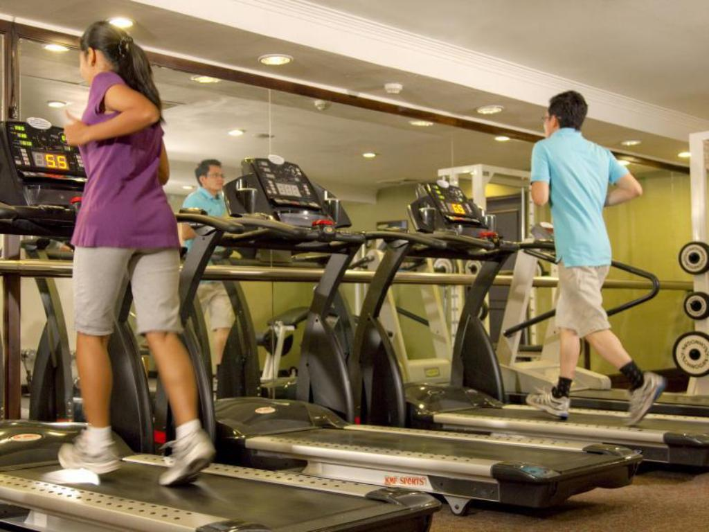 Fitness center Sunway Hotel Phnom Penh