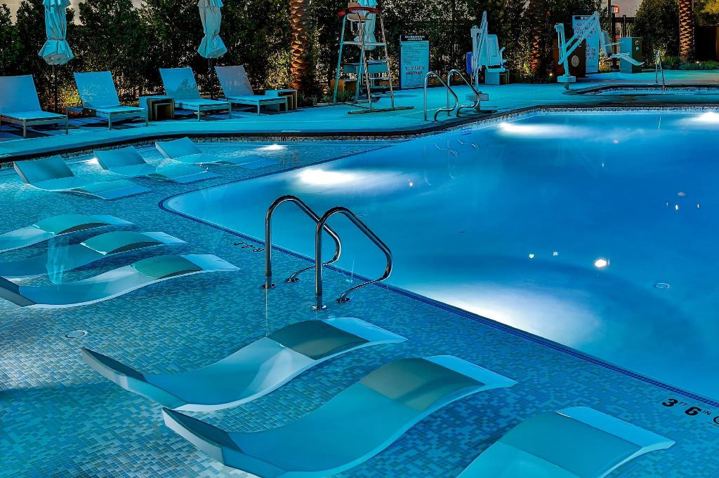 Swimming pool [outdoor] Palace Station Hotel and Casino