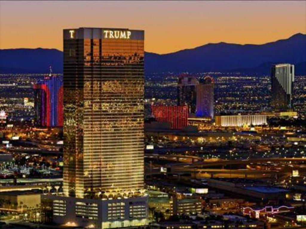 More About Trump International Hotel Las Vegas
