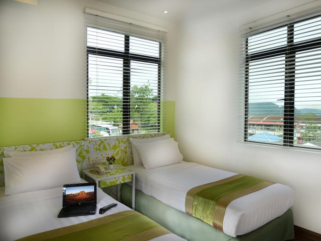 Quarto Twin Superior Citin Langkawi by Compass Hospitality