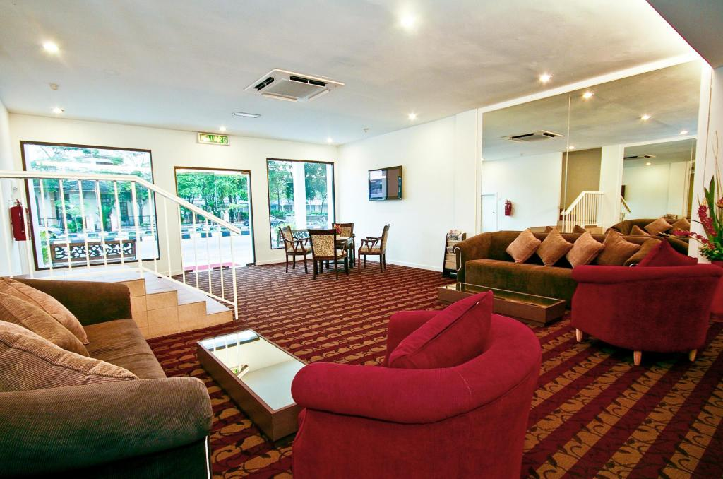 Lobby Citin Langkawi by Compass Hospitality