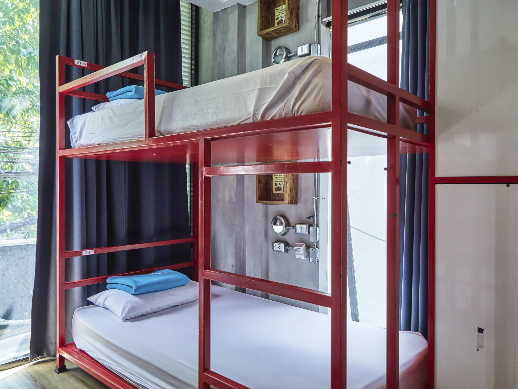 Private Room for 8 People with Bunk Bed
