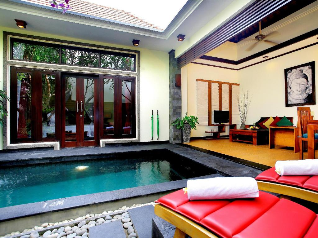 Interior view The Bali Dream Villa Seminyak