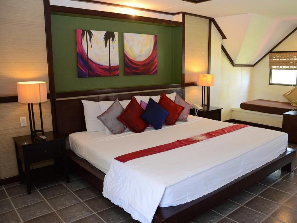 Deluxe - Bed Bahura Resort and Spa